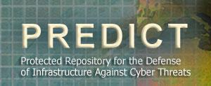 Protected Repository for the Defense of Infrastructure Against Cyber Threats (PREDICT)